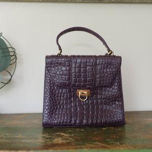 Lord & Taylor vintage women purse